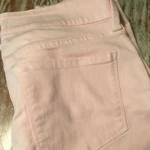 NYDJ pink jeans